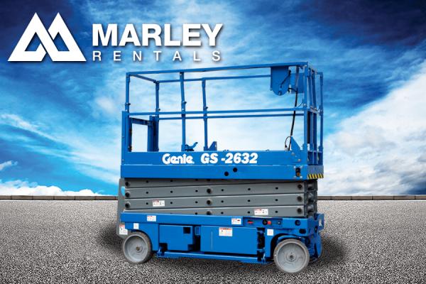 Renta Plataforma de Elevación Genie GS2632