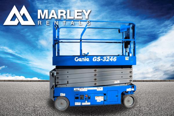 Renta Plataforma de Elevación Genie GS3246
