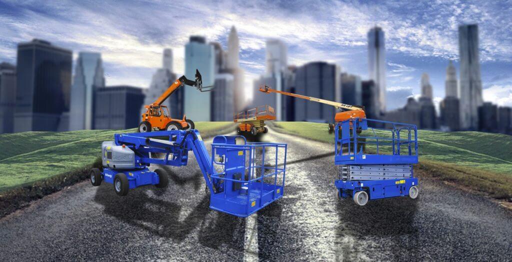Renta de Plataformas de Elevación y Equipos Industriales