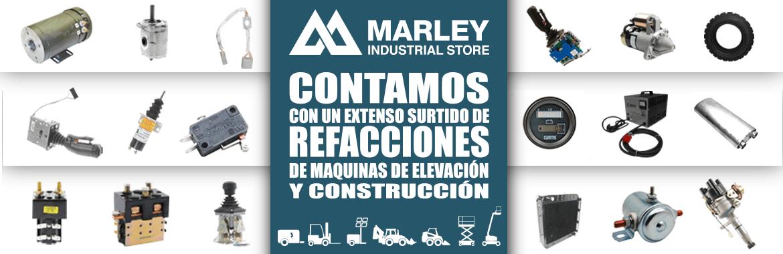 refacciones marley industrial store